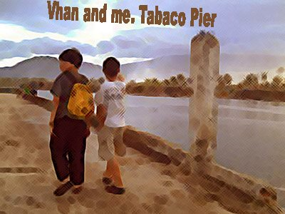 Tabaco Pier