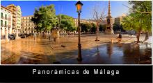 Panorámicas de Málaga