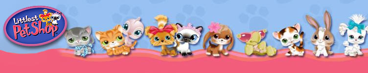 I Love Littlest Pet Shop Toys!