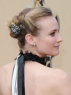 The Top 10 Oscar Hairstyles - March 2010