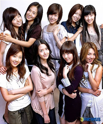 Girls Generation, So Nyeo Shi Dae (SNSD) : Women Hairstyle