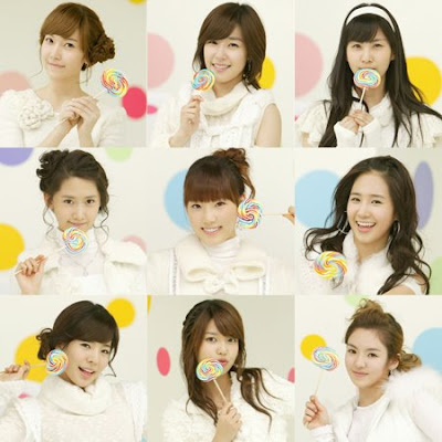 Girls Generation, So Nyeo Shi