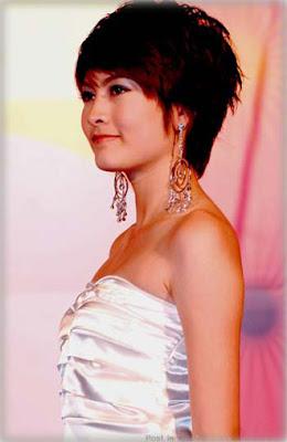 Thai Actress Short Hairstyles