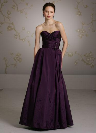 Be My Bridesmaid Color Combo Thursday Eggplant And Sage