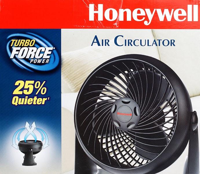 Honeywell Air Circulator : `thew s reviews honeywell turbo fan