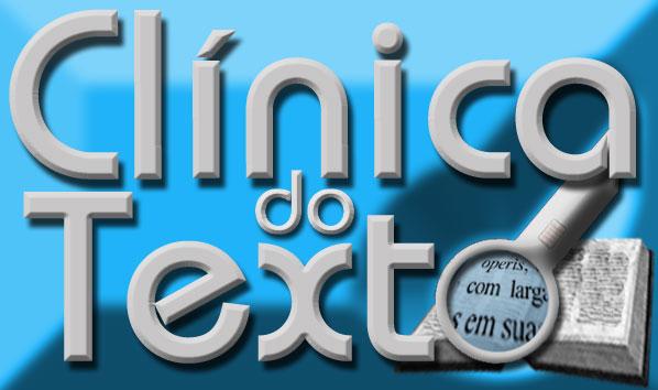 CLÍNICA DO TEXTO & INFORMAÇÃO