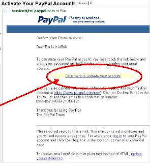 PayPal Succes