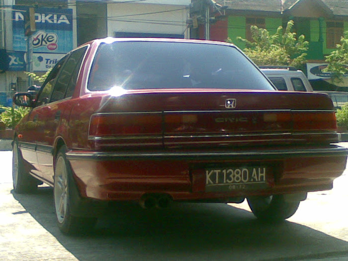 di jual grand civic th 1990