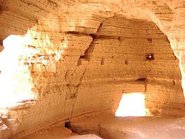 Cavernas do Mar Morto