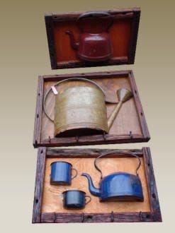 Patagonia rustica un nuevo estilo para tu quincho - Cuadros para dormitorios rusticos ...