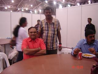 நடிகர் மோகன் ராம், ???