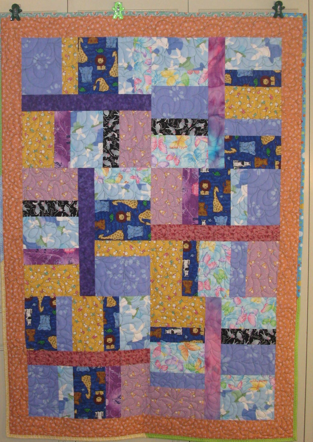 Life is like a patchwork quilt: Wicked Easy Quilts