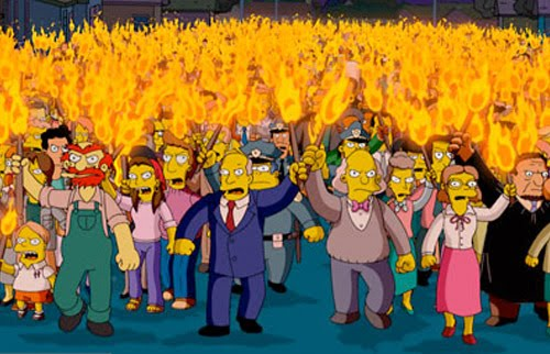 [Noticia] Solucionado el problema del descuadre del foro The-Simpsons-Movie-500x322