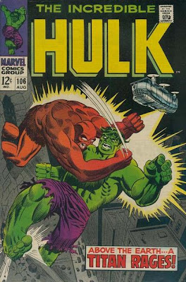 Incredible Hulk #106, the Missing Link