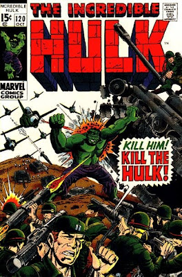 Incredible Hulk #120, Maximus the Mad and the Evil Inhumans