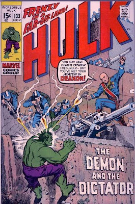 Incredible Hulk #133, Draxon the Dictator