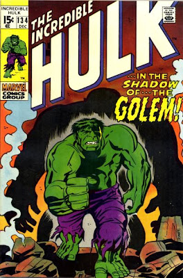 Incredible Hulk #134, Draxon and the Golem