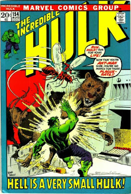 Incredible Hulk #154, Ant-Man and Hydra