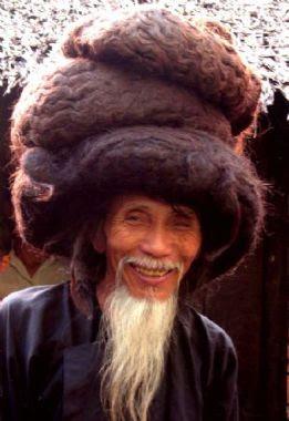 Como tener el pelo mas largo hombre