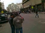 'بلطجية مبارك حجزناهم  فى ميدان طلعت حرب  قبل ميوصلوا الميدان اصلا ميجوش 100نطع