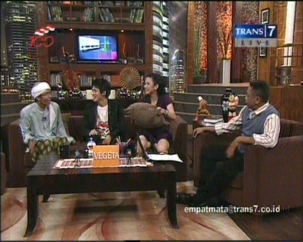 who does not know with dinda kanya dewi artist who played in the soap