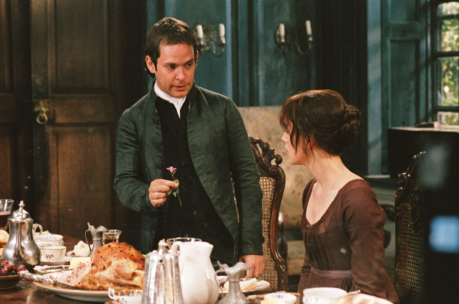 an analysis of mr collins marriage proposal to elizabeth in pride and prejudice by jane austen In this extract jane austen's pride and prejudice pride and prejudice by jane austen i understand that mr collins has made you an offer of marriage.
