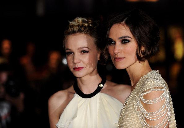 Former Pride & Prejudice co-stars and good friends Keira Knightley