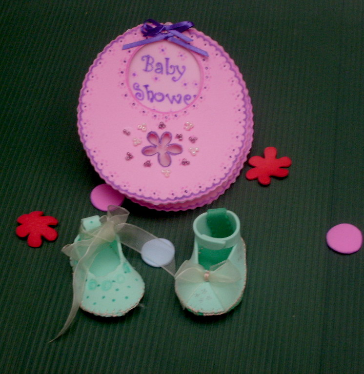 ... en foamy invitacion cumpleanos recordatorios baby shower en foamy