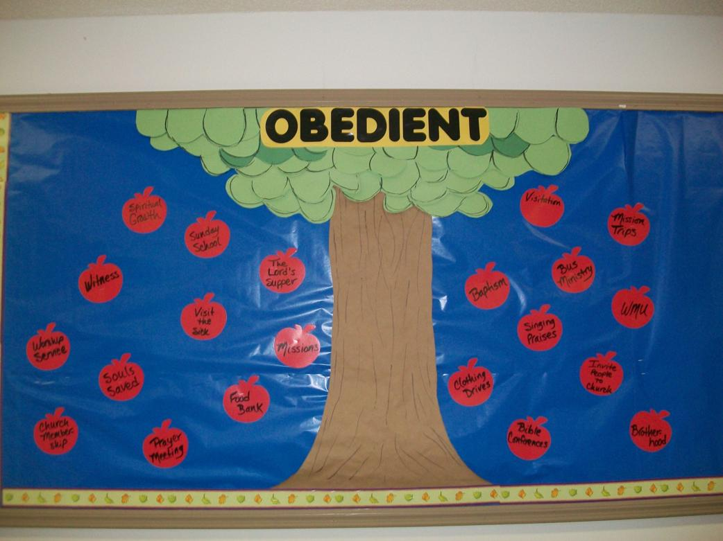 Too Busy To Blog Fall Bulletin Board