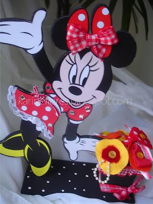 Fabrica de Sonho: Aniversário da Minnie