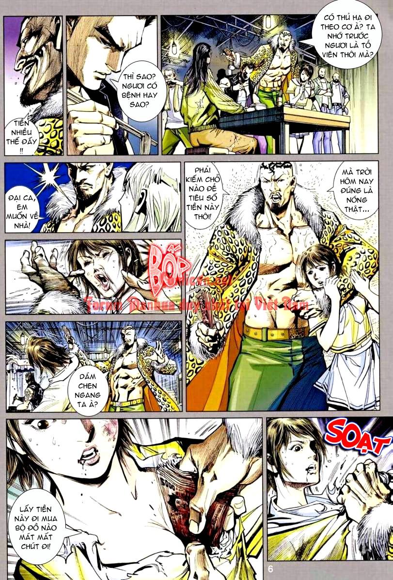 Vương Phong Lôi 1 chap 9 - Trang 6