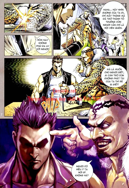 Vương Phong Lôi 1 chap 9 - Trang 7