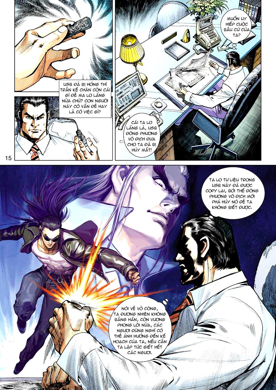 Vương Phong Lôi 1 chap 12 - Trang 14