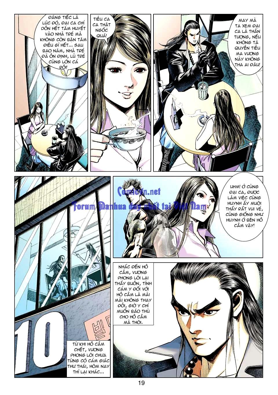 Vương Phong Lôi 1 chap 12 - Trang 18