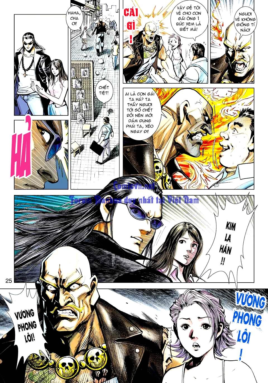 Vương Phong Lôi 1 chap 12 - Trang 24
