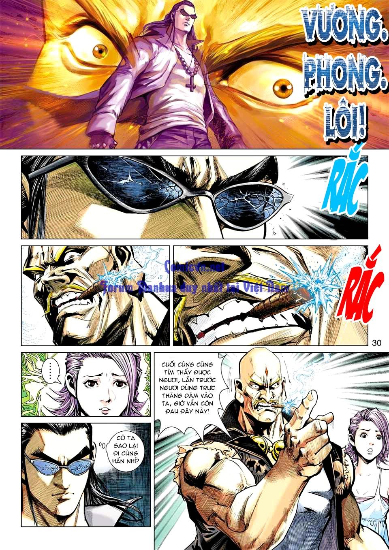 Vương Phong Lôi 1 chap 12 - Trang 28