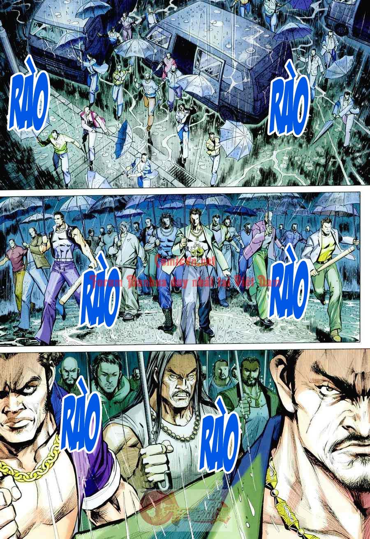 Vương Phong Lôi 1 chap 3 - Trang 13