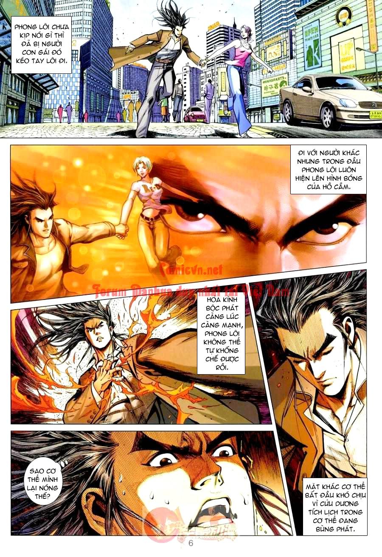 Vương Phong Lôi 1 chap 3 - Trang 6