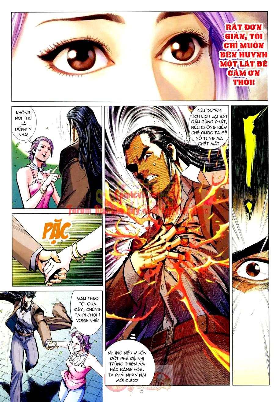 Vương Phong Lôi 1 chap 3 - Trang 5