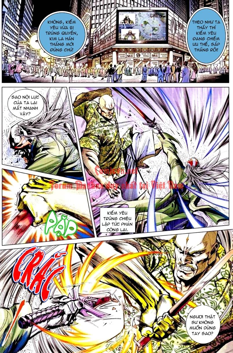 Vương Phong Lôi 1 chap 9 - Trang 28