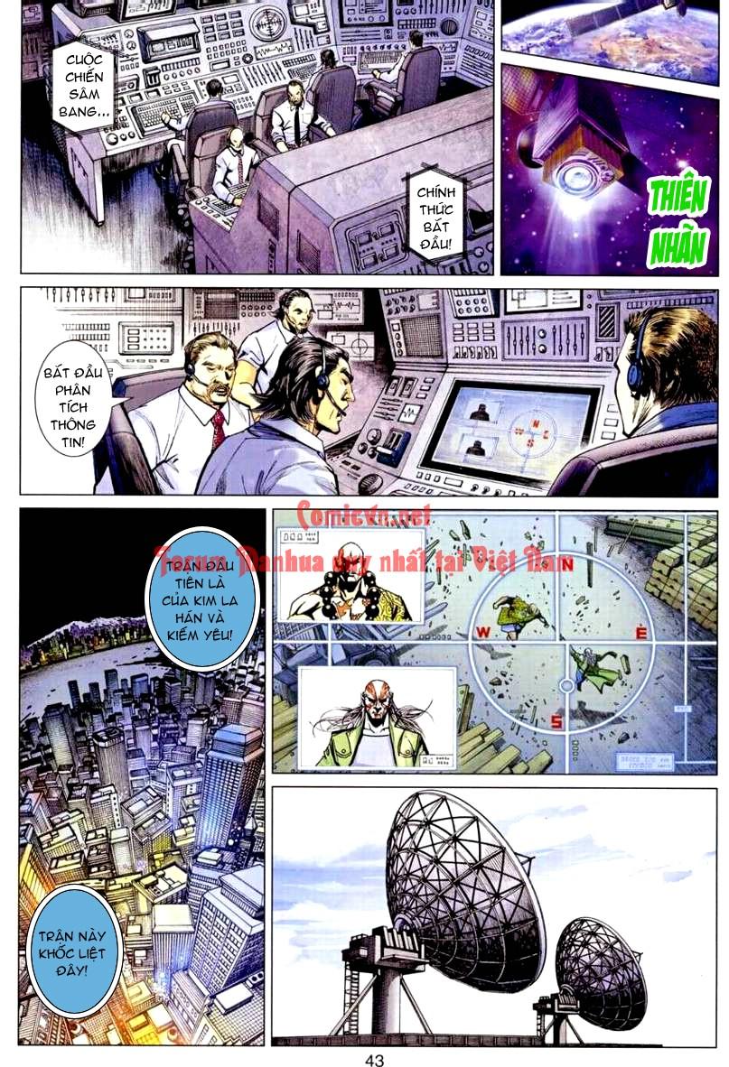 Vương Phong Lôi 1 chap 9 - Trang 27