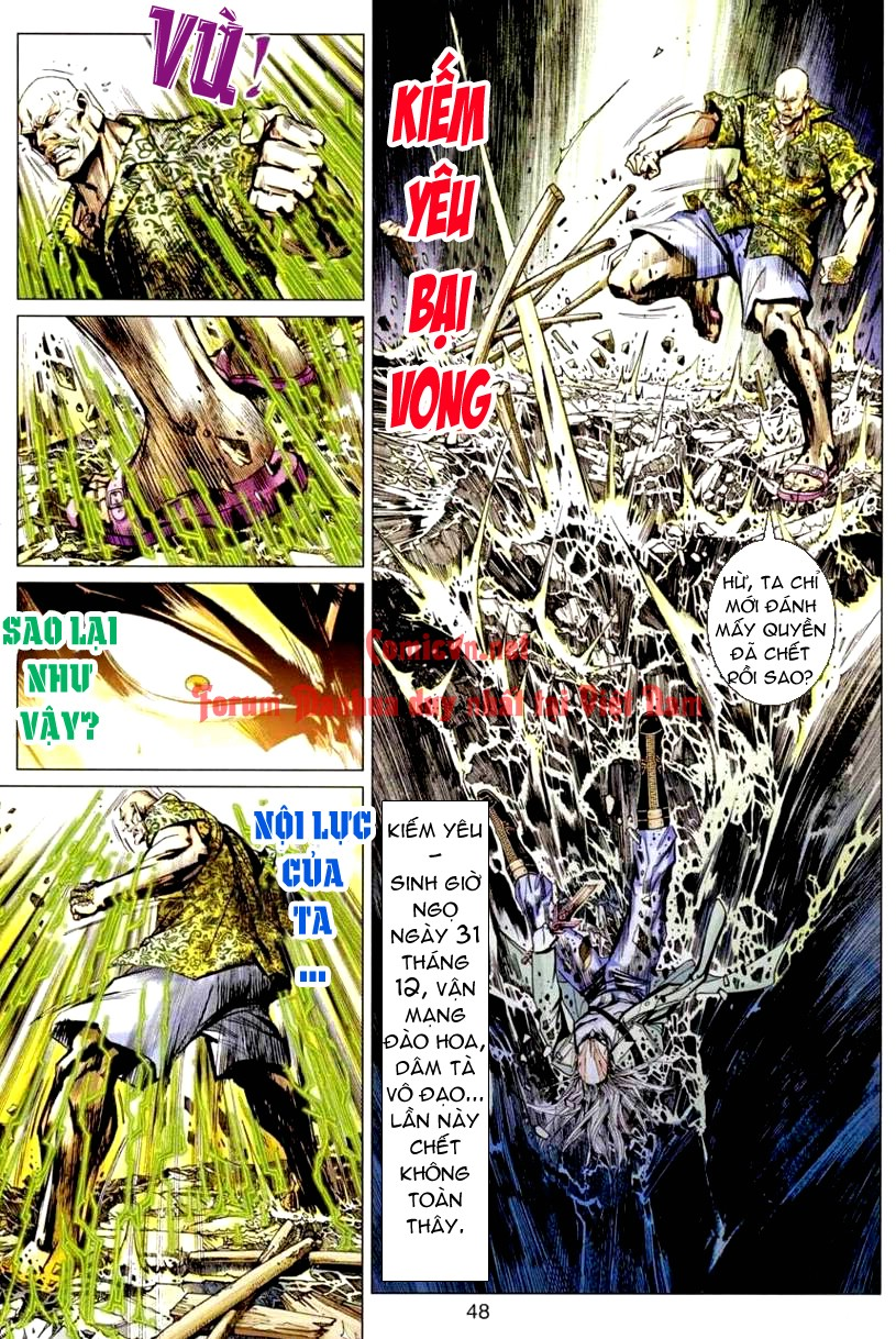 Vương Phong Lôi 1 chap 9 - Trang 32