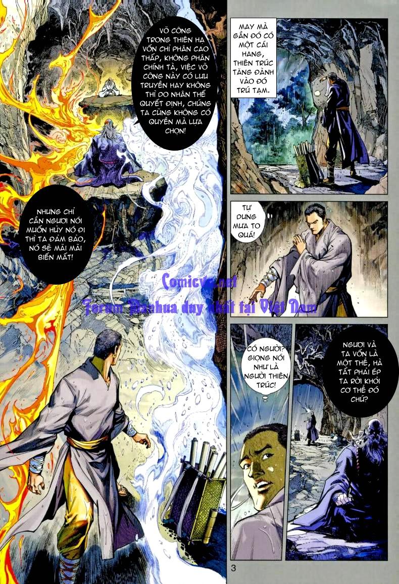 Vương Phong Lôi 1 chap 7 - Trang 3