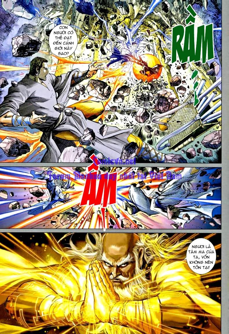 Vương Phong Lôi 1 chap 7 - Trang 7