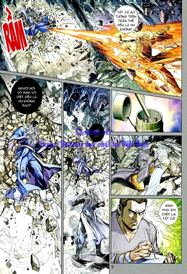Vương Phong Lôi 1 chap 7 - Trang 9