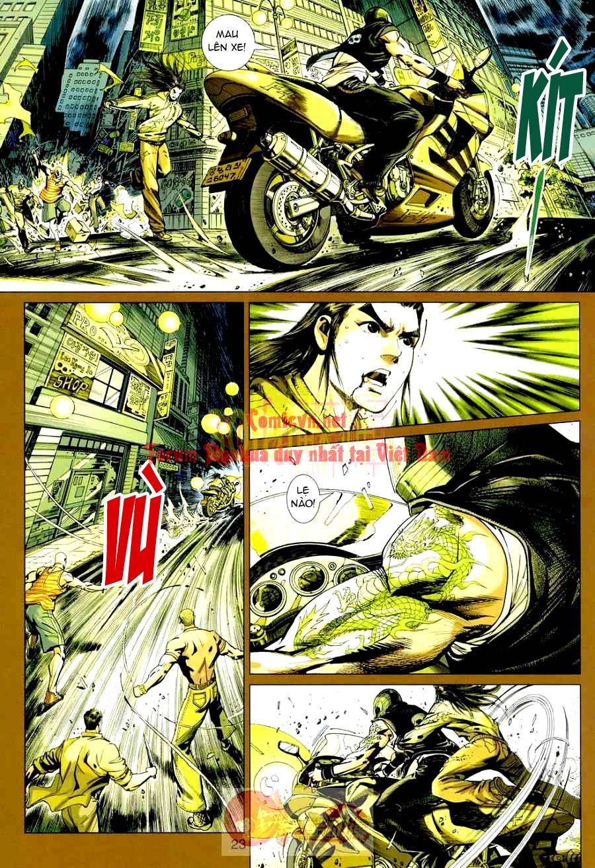 Vương Phong Lôi 1 chap 3 - Trang 19
