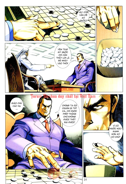 Vương Phong Lôi 1 chap 3 - Trang 26