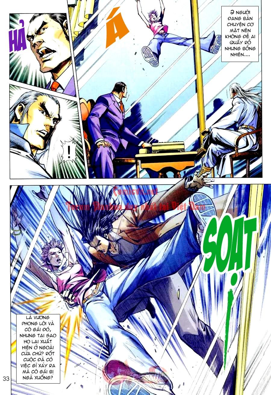 Vương Phong Lôi 1 chap 3 - Trang 28
