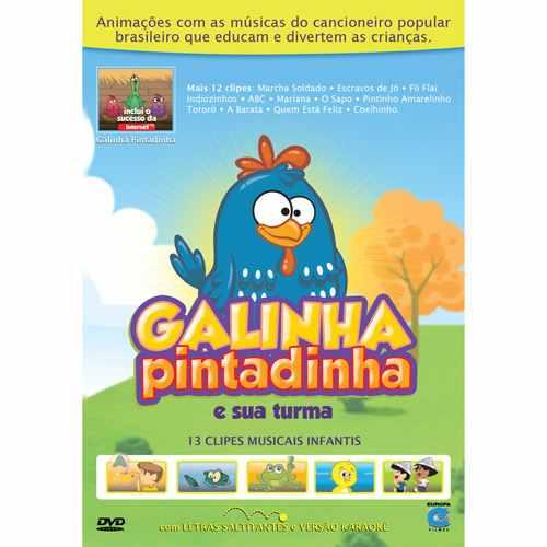 Galinha Pintadinha E Sua Turma Dublado 2009
