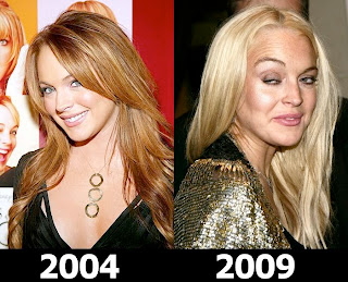 Lindsay Lohan now starring in a one-woman show: 'Beauty and the Beast'!